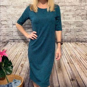 ‼️Lularoe Julia Dress Size Med‼️